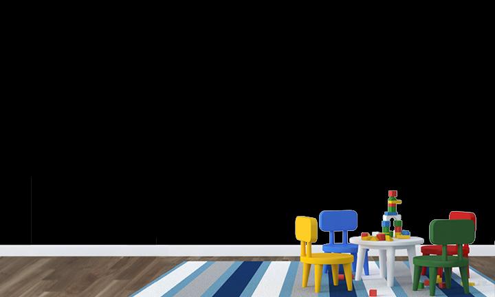 tapete zum ausmalen im zoo style your castle. Black Bedroom Furniture Sets. Home Design Ideas