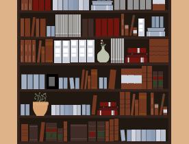 Tapete Bücherregal tapeten selbst gestalten style your castle